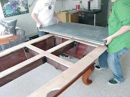 Pool table moves in Newport News Virginia
